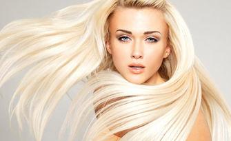 Красива коса! Масажно измиване и ежедневна прическа, плюс терапия или подстригване, от Фризьорски салон Стил и вълшебство