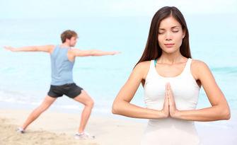 Равновесие и тонус! 4 посещения на йога, от Йога студио Дар