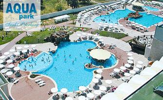Разхлади се през лятото! Вход за цял ден в Аквапарк Санкт Петербург в Пловдив