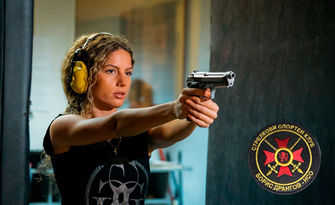 Урок по стрелба с огнестрелно оръжие, от Стрелкови спортен клуб Борис Дрангов