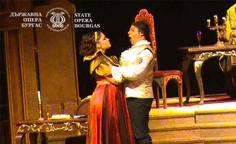 """Операта """"Тоска"""" от Джакомо Пучини на 31 Октомври, в Държавна опера - Бургас"""