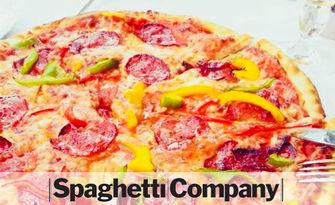 Нахрани всичките си сетива! Вкусна пица по избор, от Spaghetti Company