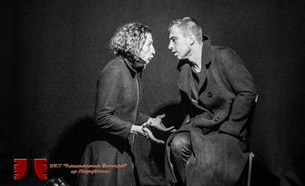 """Гледайте Леонид Йовчев в """"Убиецът и блудницата"""" по """"Престъпление и наказание"""" - на 22 Декември, в Нов театър НДК"""