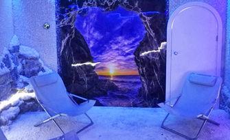 По-здрави с халотерапия! 1 посещение за един човек или 10 посещения за четирима, от Солна пещера Солана