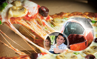 Над 65% отстъпка за VIP измиване на лек автомобил или джип, плюс вкусна пица, от Автомивка Grillo