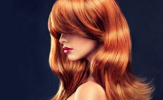 Красива коса! Подстригване, кератинова терапия или кичури тип балеаж, от Студио Мари Стил 80