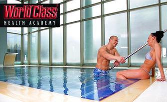 Цял ден на SPA, фитнес и групови занимания, от World Class Health Academy