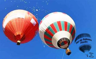 Панорамно издигане с балон за двама - без или със дете до 14г, от Hot Air Balloons Plovdiv