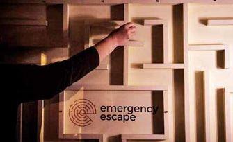 """1 час забавление и адреналин с отборна игра """"Направление неизвестно"""", от Emergency Escape"""