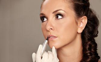 Перманентен грим на вежди по метода микроблейдинг, или микропигментация на вежди или устни, от R-studio