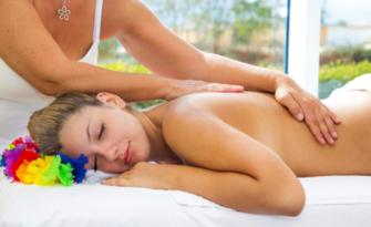 Anti-age масаж на глава и лице, или Хавайски Ломи-Ломи или Релакс масаж на цяло тяло, от Масажист Диляна Дамянова