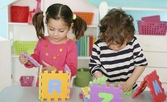 Един месец посещения на Център за ранно детско развитие Децата обичат Монтесори - за дете до 6г