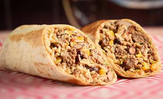 Мексиканско изкушение! Порция Тако или Бурито, по избор, от Taco Bar