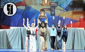 """Балетът """"Нестинарка"""" по музика на Марин Големинов на 29 Май, в Държавна опера - Стара Загора"""