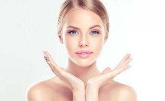 Грижа за лице! Почистване и маска, терапия против акне, хидратиращ масаж или диамантено дермабразио и серум по избор, от Салон Аюр