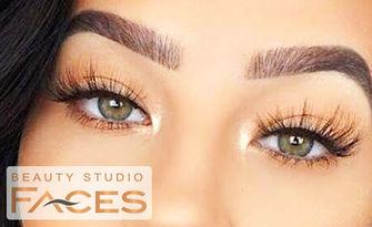 Ослепителен поглед! Поставяне на 10D фабрични снопчета на мигли, от Beauty Studio Faces