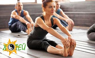 Моделирай своето тяло с каланетика! 4 посещения за начинаещи и напраднали, от Център за здраве Хотей