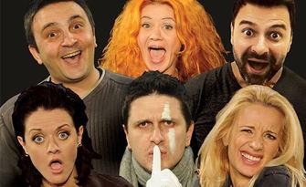 """Гледайте Асен Блатечки и Калин Врачански в невероятната комедия """"Смях в залата"""" - на 19 Юни в Летен театър"""