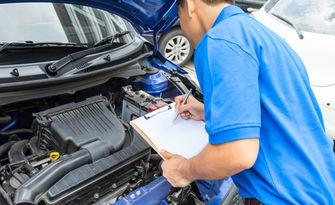 Годишен технически преглед на лек автомобил, ван или джип, от Пункт Ти Си Сървиз