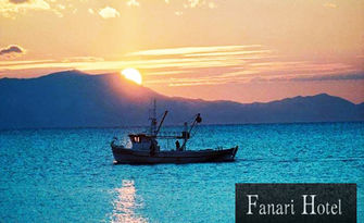 На море в Гърция от Юни до Септември! 4, 5 или 7 нощувки със закуски и вечери за до четирима, от Хотел Fanari във Фанари