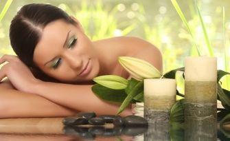 Ароматерапевтичен масаж на цяло тяло - енергизиращ или релаксиращ, от Студио Стил