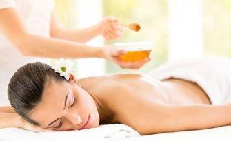 Масаж по избор - частичен детоксикиращ или антистрес на цяло тяло, от Студио за масажи House