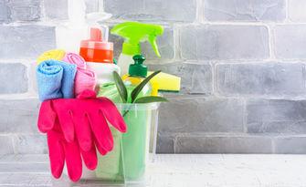 Дезинфекция и почистване на дом или офис до 110кв.м, от Niko Clean