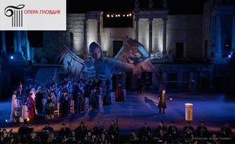 """Opera Open представя международни звезди в операта """"Тоска"""" - на 24 Август в Античен театър - Пловдив"""