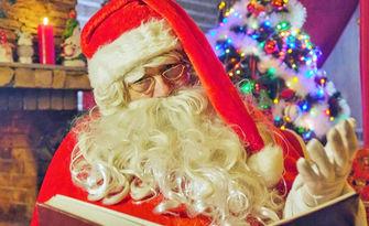 Персонализирано видео от Дядо Коледа, от ЗдравейДядоКоледа.bg