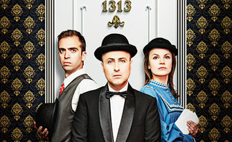 """Руслан Мъйнов и Анелия Луцинова в комедията """"Стая 1313"""" - на 10 Ноември в Театър """"Сълза и смях"""""""