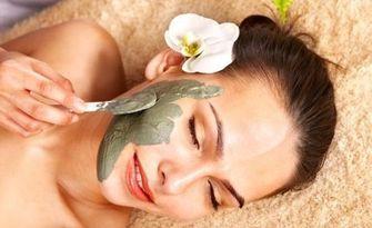 Масаж и пилинг - частичен или на цяло тяло, плюс масаж и маска на лице, от Център Гарсия