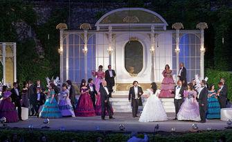 """Опера """"Травиата"""" от Верди, на 2 Август на сцената на Летен театър - Варна"""