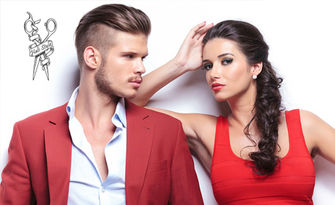 Мъжко или дамско подстригване, от Салон за красота Hali style