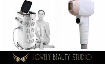 Лазерна епилация на подмишници за жени, с висок клас Fotora Power Laser, от Lovely beauty studio