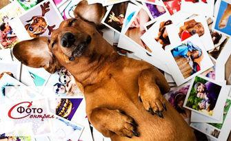 Отпечатване на 50 снимки с размер по избор, от Сентрал Фото