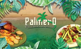 Вкусно хапване! Салата, плюс порция миди или основно ястие и десерт - по избор, от Ресторант Palmero Cabacum Beach