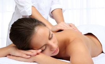 Лечебен или тонизиращ масаж на гръб, врат и ръце, плюс рефлексотерапия, или класически масаж на цяло тяло, от Massage La Mesa