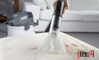 За чистота у дома! Пране на двоен матрак или холова гарнитура с до 6 седящи места, от Avenzzi