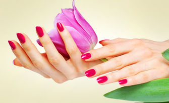 За красиви нокти! Маникюр с гел лак Clarissa и 2 декорации, от Студио Златна Стил