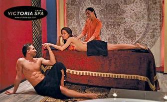 Азиатски масаж на цяло тяло с алое вера, от Victoria SPA