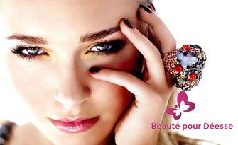 Перманентен грим на вежди, устни или очна линия, от Студио Beauté pour Déesses