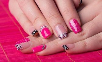 Ослепителни нокти! Маникюр с гел лак SNB или Bluesky, от Козметичен салон Beauty Style