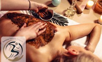Сладък релакс! Антистрес масаж на гръб с шоколад, от Кинези Терапи Студио