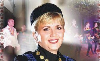 """Концерт на Николина Чакардъкова """"Балканска музика"""" на 7 Февруари, в Зала """"Яворов"""""""