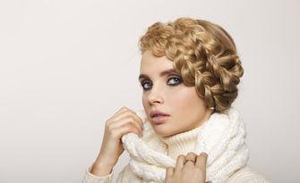 Детско подстригване и сплитане на плитка, терапия за коса, подстригване или боядисване, от Салон за красота