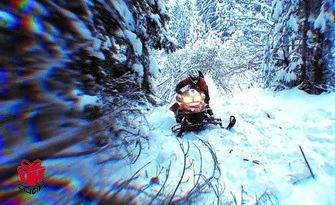 Зимно приключение! Каране на моторна шейна в Рила - за един или двама, от Supergift.bg