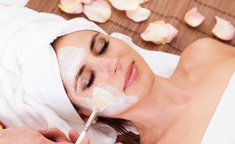 Дълбоко хидратираща лифтинг терапия на лице с перли и ревитализиращ серум, плюс маска и крем на околоочен контур, от Салон Вима Стил