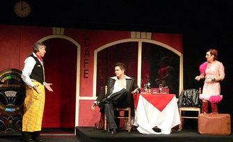 """Асен Блатечки и Мария Сапунджиева в """"Омайна нощ"""" - на 3 Юли, в Летен театър"""