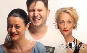 """Асен Блатечки и Калин Врачански в комедията """"Горещо"""" на 27 Март, в Театър """"Сълза и смях"""""""