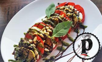 Хапване за ценители! Салата и основно ястие по избор, от Paprika Bar&Dinner